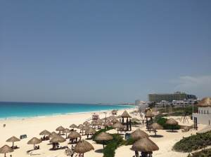 Playa Delfines, Cancun, has an adults-only beach.