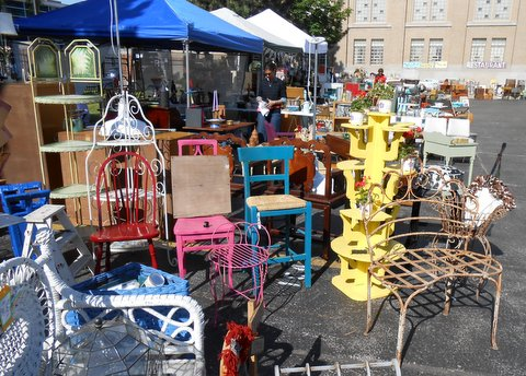 Chicago's Randolph Street Market Festival is open for the 2015 summer season.