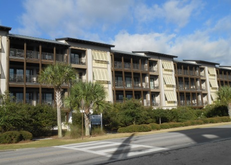 WaterHouse Residences, luxury three-bedroom vacation rentals on Highway 30A.