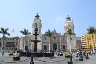 Lima Cathedral, Peru