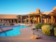 The pool at Aji Spa, Sheraton Grand at Wild Horse Pass Resort, Chandler, Arizona