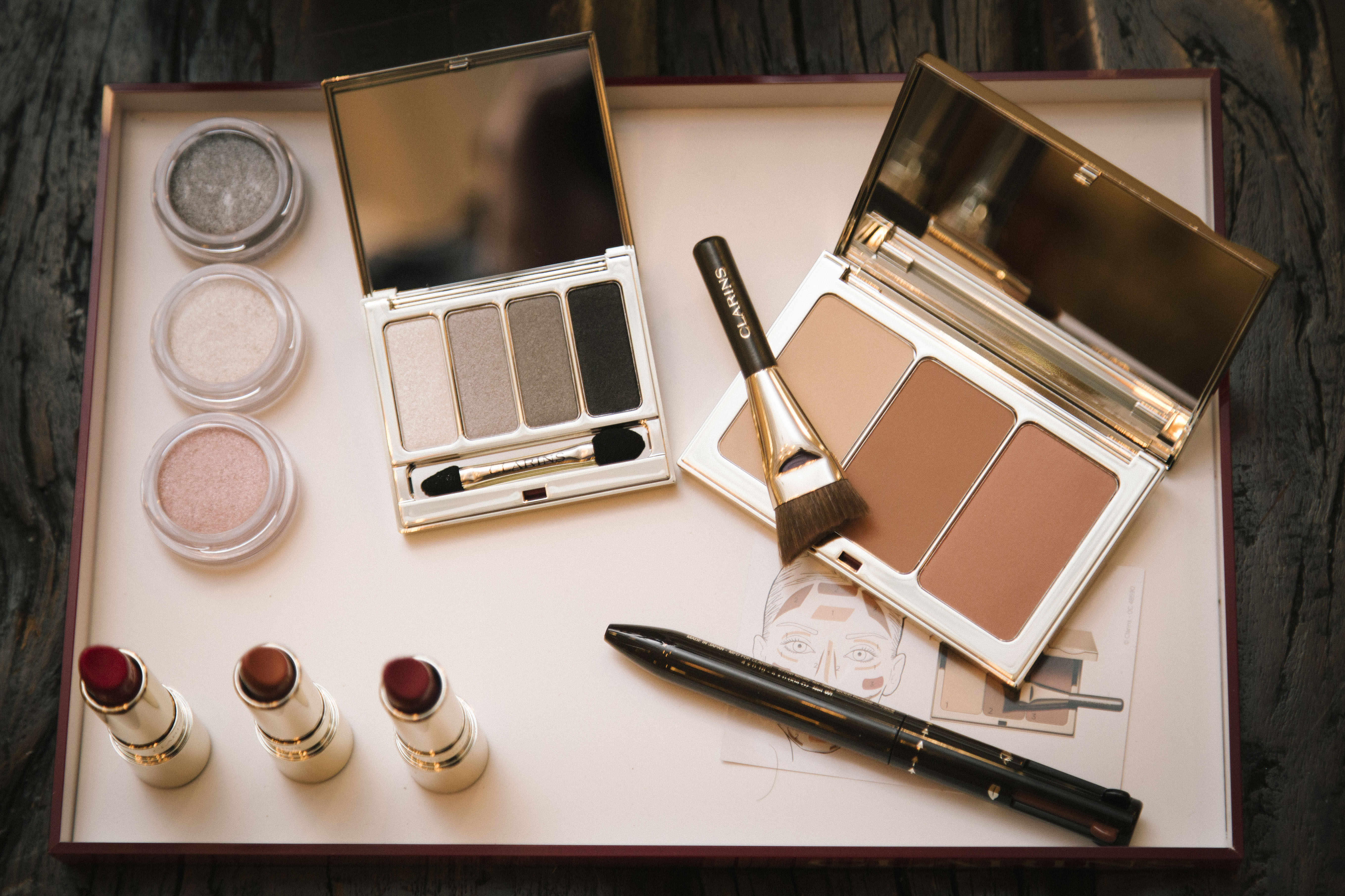 Perfect travel companions from Clarins for Spring 2017