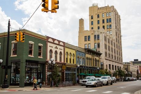Downtown Shopping - 2