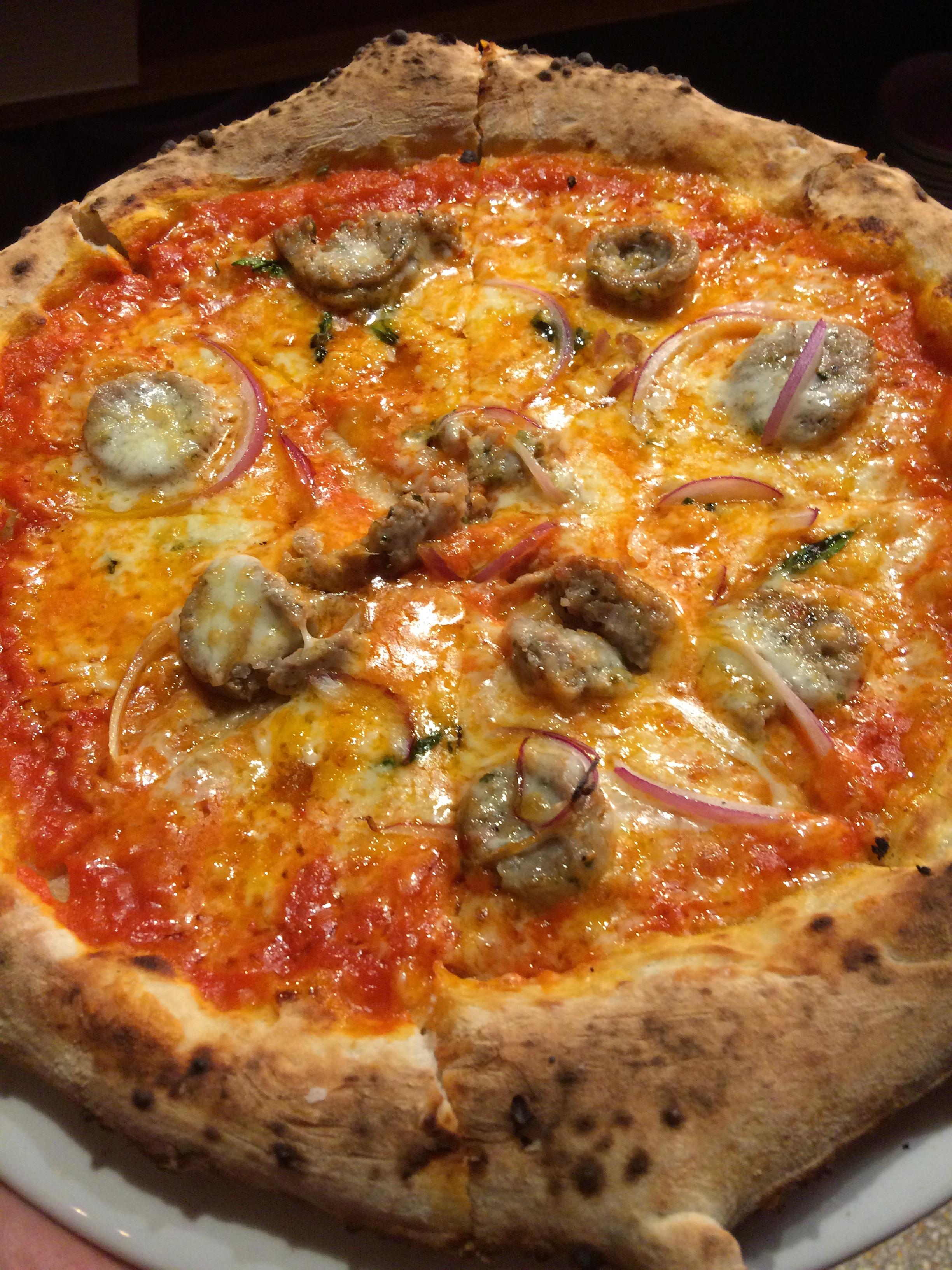Fortunato VA Pizza